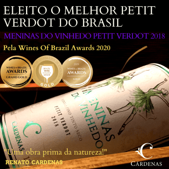 Meninas do Vinhedo Petit Verdot 2018